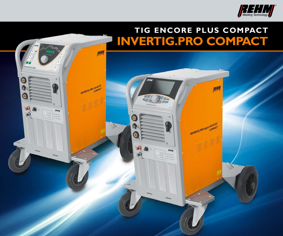 REHM Catalogue TIG